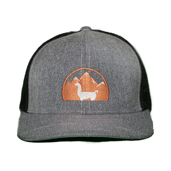 llama adventure hat